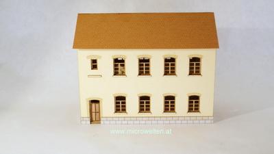 Genossenschafts- und Wohnhäuser