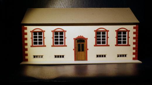 Gründerzeit-Wohnhaus 1 Etage