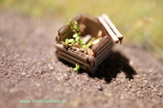 2x Kompostsilo