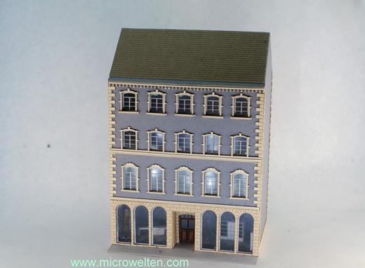 Gründerzeithaus mit Ladengeschäft