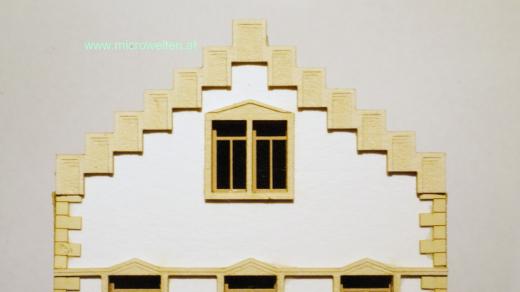 Stadthaus mit Stufengiebel N