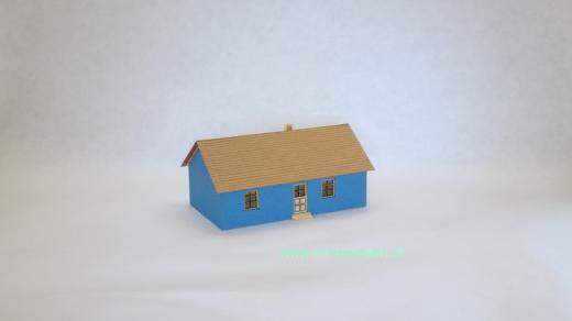 Small village building