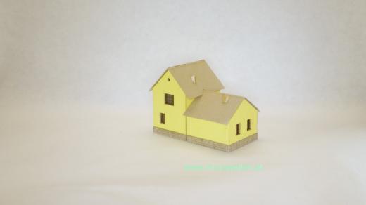 Dorfhaus mit Anbau