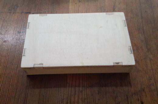 Podest für Minidiorama 130x80x24 mm