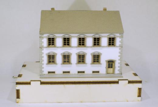 Vorstadthaus 2 Etagen