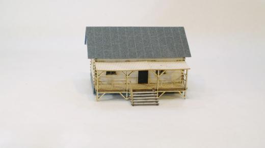 Der Wilde Westen - Farmhaus