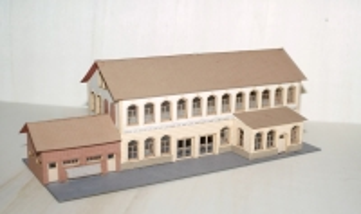 Bahnhof Eristal N