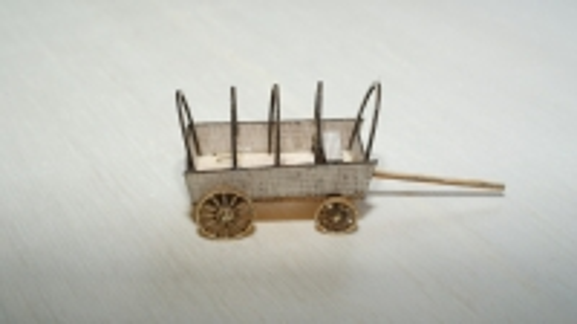 Der Wilde Westen - 2 Planwagen