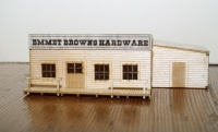 Der wilde Westen - Emmet Browns Hardware Shop