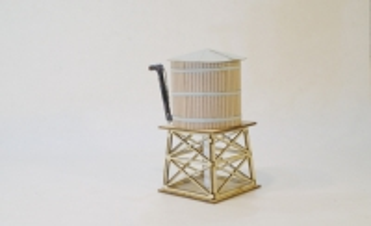 Der Wilde Westen - Wasserturm H0
