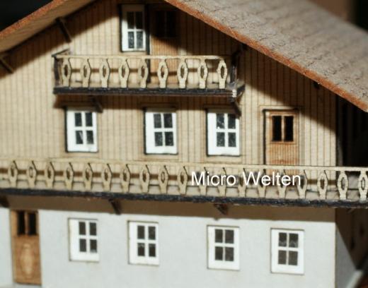 Chalet (Gästehaus)
