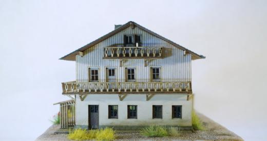 Bergbauernhof