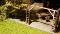 Gartentisch mit Stühlen N