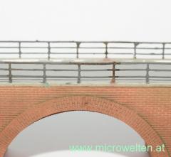 Kleine Backsteinbrücke