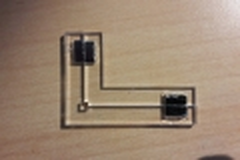 Magnet-Montagewinkelsatz lang