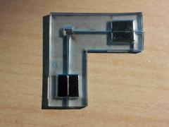 Magnet-Montagewinkelsatz kurz