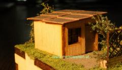 Gartenhaus Erika