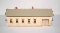 Kleines Wohnhaus H0